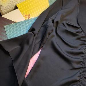 Ultra Flirt Tops - 3/$35 - *NEW* Black Flutter Sleeve Blouse